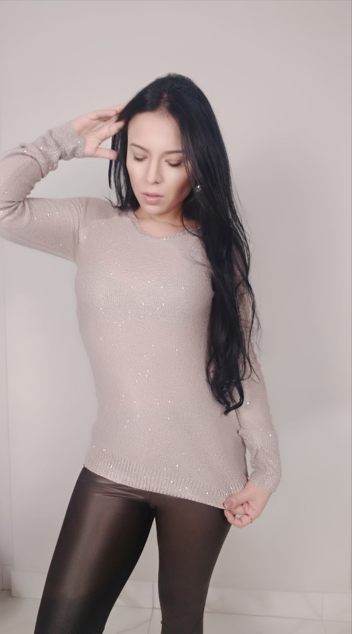 Blusa nude renner